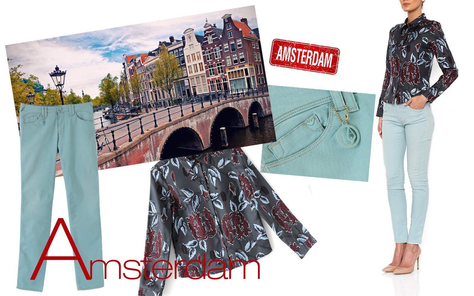 Amsterdam - The Dresser